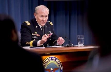 دمپسی: آمریکا در حال بررسی طرح حمله به سوریه است