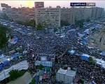 تظاهرات حامیان و مخالفان مرسی با ۲ کشته و بیش از ۱۵۰ زخمی