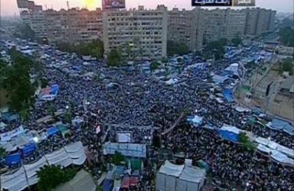 تظاهرات حامیان و مخالفان مرسی با 2 کشته و بیش از 150 زخمی