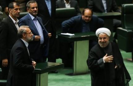 روحانی: دولت قوی در کنار مجلس قوی خواهد بود
