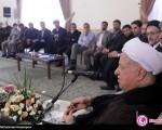 دیدار جمعی از نمایندگان با آیت الله هاشمی+۷عکس