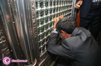 مراجع عراق هم احمدی نژاد را به حضور نپذیرفتند