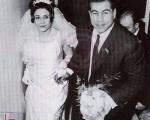 عکس دیده نشده از ازدواج جهان پهلوان تختی
