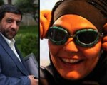 نامه الهام اصغری به ضرغامی: از من اسم ببرید تا شکایت کنم