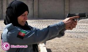 ترور افسر زنی که خار چشم طالبان افغانستان بود