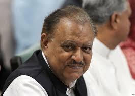 ممنون حسین رئیسجمهور پاکستان شد