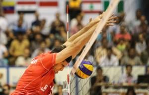 ایران با نتیجه 3 بر صفر تسلیم تیم والیبال آلمان شد