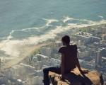 عکسهای یادگاری با کوه Lion's Head در آفریقای جنوبی+۵عکس