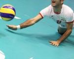 عکسهای دومین مسابقه والیبال ایران و کوبا
