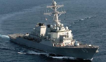 دو کشتی جنگی آمریکا به سواحل مصر میروند