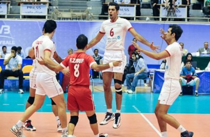 صعود دو پلهای والیبال ایران در ردهبندی جدید FIVB