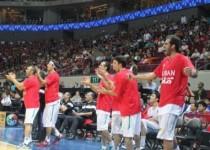 تیم ملی بسکتبال ایران از سد بحرین هم گذشت