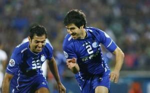 پیروزی یک بر صفر تیم استقلال بر بوریرام تایلند