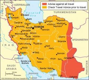 وزارت خارجه انگلیس ممنوعیت سفر به ایران را برداشت