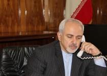 گفتوگوهای تلفنی ظریف با وزرای خارجه 10 کشور درباره سوریه