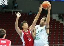 تیم ملی بسکتبال ایران، چین را هم شکست داد