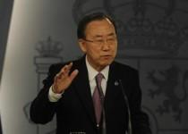 بان کی مون: بازرسان به 4 روز زمان نیاز دارند/باید فرصت صلح را در سوریه بدهیم