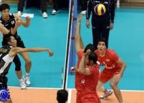 برنامه والیبال انتخابی قهرمانی جهان