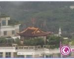 ساخت معبد روی پشت بام /عکس