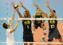 والیبال جوانان جهان – ترکیه ؛ ایران از راهیابی به نیمه نهایی باز ماند