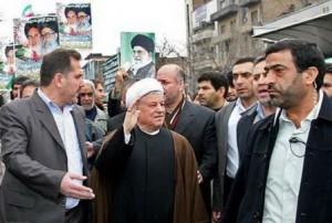 هاشمی رفسنجانی: حمایت از مردم فلسطین از اقدامات ضروری است