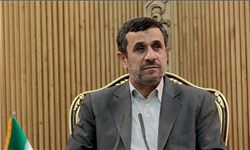 احمدی نژاد شهردار مشهد می شود؟