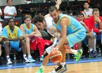 بسکتبالیستهای ایران ، قزاقستان را هم درهم شکستند
