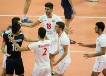والیبال جوانان جهان؛ ایران با شکست مکزیک به دور بعد راه یافت