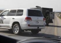 سازمان ملل: عامل حمله به بازرسان شیمیایی در سوریه مشخص نیست