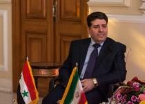 نخست وزیر سوریه: حامل پیام اسد به رهبری ایران هستم