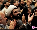 """از """"فاطمه معتمدآریا"""" تا """"حجت الاسلام شهاب مرادی"""" در جشن خیریه """"دهلیز"""""""