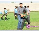 درگیری و ضرب و شتم داور در لیگ فوتبال نوجوانان + تصاویر