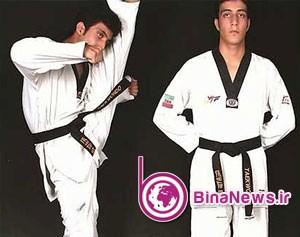 قهرمان کاراته ایران در دریا غرق شد+عکس