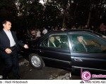 بازگشت محمود احمدینژاد به نارمک +۶عکس