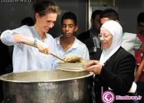 آشپزی همسر بشار اسد برای سفره افطاری+7عکس