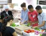 آشپزی همسر بشار اسد برای سفره افطاری+۷عکس