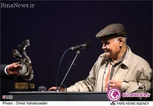 دایی، رویانیان و اکبرعبدی جایزه صلح بین المللی گرفتند +14عکس