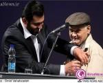 دایی، رویانیان و اکبرعبدی جایزه صلح بین المللی گرفتند +۱۴عکس