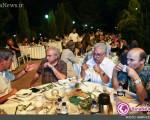 ضیافت افطاری هنرمندان پیشکسوت+۲۶عکس