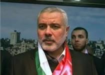هنیه از عباس خواست به مذاکرات با اسرائیل پایان دهد