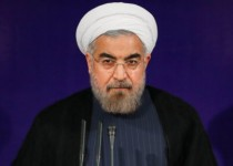 اولین نشست خبری حسن روحانی با عنوان رییس جمهور آغاز شد
