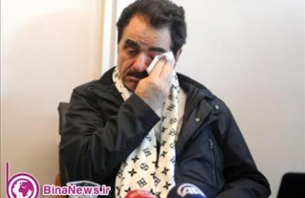 گلایه ابراهیم تاتلیسس از پزشک معالجش