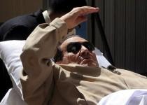 حسنی مبارک تحت بازداشت خانگی قرار میگیرد
