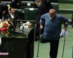 حواشی دیدنی بررسی کابینه روحانی در مجلس+۱۱عکس