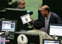 حواشی دیدنی بررسی کابینه روحانی در مجلس+11عكس