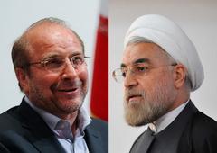 قالیباف پیشنهاد روحانی را رد کرد