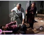 """دعوای خیابانی """"علیرضا خمسه"""" با همکارانش /تصاویر"""