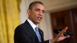 اوباما:نظام سوریه مسئول حمله شیمیایی به دمشق است