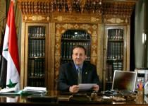 نامه رئیس پارلمان سوریه به کنگره آمریکا
