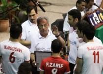 رقابتهای انتخابی والیبال جهان ؛ پیروزی 3 بر 0 ایران مقابل پاکستان